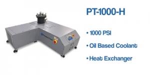 PT-1000-H pump PressureTech with heat exchanger