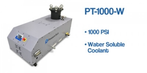 PT-1000-W pump PressureTech with water coolant
