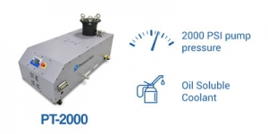 PT-2000 pump PressureTech with oil coolant