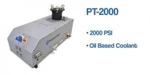PT-2000 pump PressureTech with oil coolant