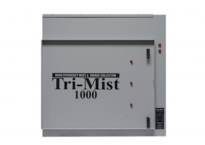 Pressuretech smoke and mist collector Tri-Mist-1000-main