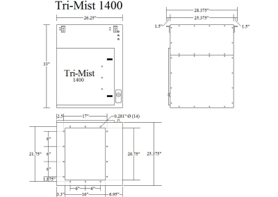 Tri-Mist-1400-Mist-Collector-PressureTech