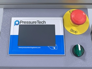 Part Carousel ST-15 PressureTech touch display